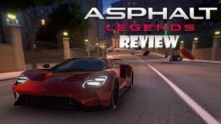 Asphalt 9: Legends (Switch) Review (Video Game Video Review)