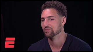 Klay Thompson vows to come back 110%, says Warriors dynasty isn't over | NBA on ESPN