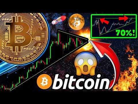 Bitcoin About To EXPLODE!! Dominance 70% Be Careful! Why It's DIFFERENT Than 2017...