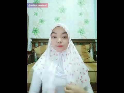 Tutorial Hijab Syar I Segiempat Daily Cantik Youtube