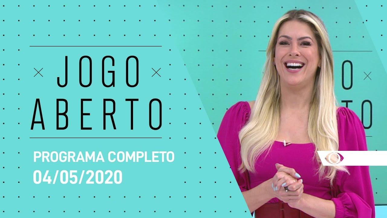 PROGRAMA COMPLETO - 26/07/2021 - JOGO ABERTO