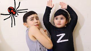 Super Celina helps Hasouna - سوبر سيلينا تنقذ حسونة للاطفال