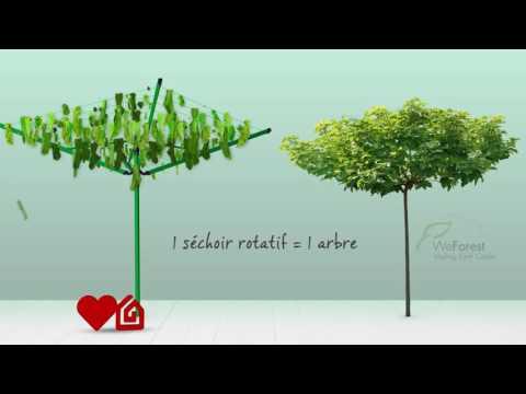 Vidéo Brabantia s'associe à WeForest - Voix Off - Publicité
