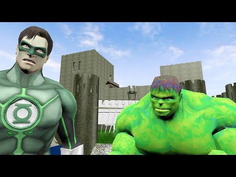 Hulk and super hero's dancing in front of the Port | Daddy finger family nursery rhymes | from YouTube · Duration:  1 minutes 7 seconds