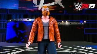 WWE 2K19 Dean Ambrose New Updated Entrance