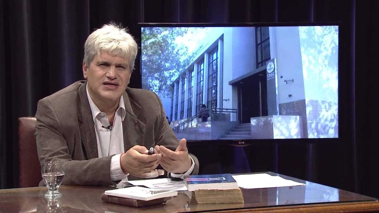 Módulo IV. Buenos Aires y las provincias - Dr. Alberto Lettieri - YouTube