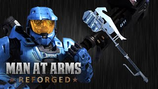 Gravity Hammer (Halo) - Man At Arms: Reforged