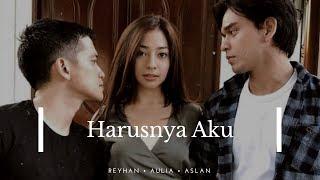 Gambar cover Harusnya Aku - Reyhan Aulia & Aslan (CINTA BUTA) | Armada Band