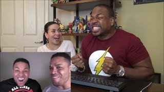 GAME FACE BREAKER (TRY NOT TO LAUGH FOR TYRONE MAGNUS) - REACTION!!!