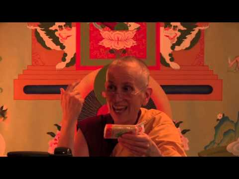 73 Aryadeva's 400 Stanzas on the Middle Way with Ven. Chodron 10-02-14