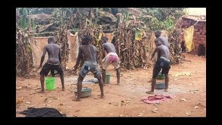 Navy Kenzo feat. Diamond Platnumz - Katika (Official video dance Uganda)
