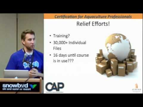 Distance Education on a Global Scale Using Canvas | InstructureCon 2011