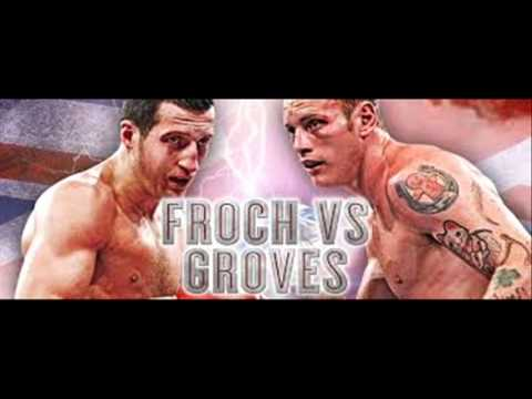 Robert McCracken Previews Froch vs Groves
