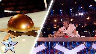 Download Simon Cowell's BEST GOLDEN BUZZERS | Britain's Got Talent Mp3 and Videos