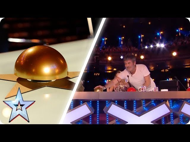 Simon Cowells BEST GOLDEN BUZZERS | Britains Got Talent