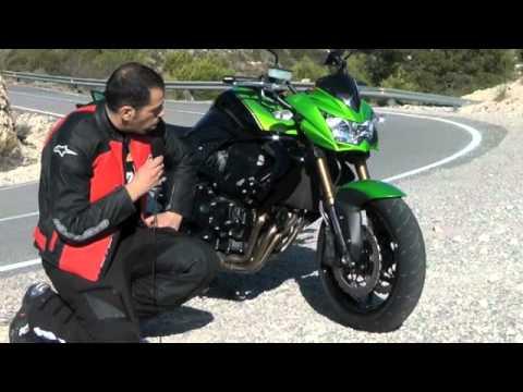 moto yamaha z750