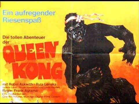 Brandon's Cult Movie Reviews: Queen Kong - YouTube