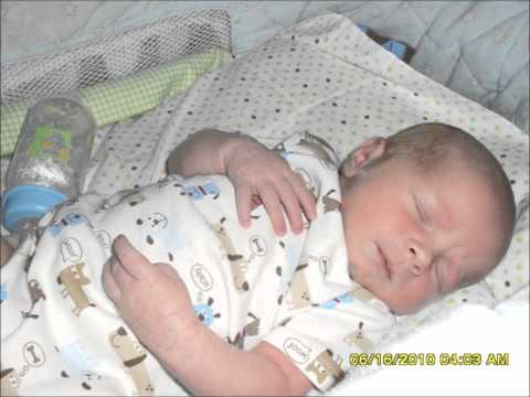 Zachary Ryan Wisenbaker 2 years old. Safe and Sound by Matthew West