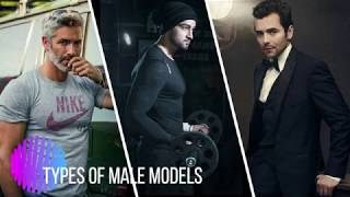 Types of Male Models | Modelling Agencies Mumbai
