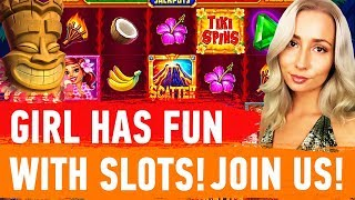 CasinoHoneys live stream on Youtube.com