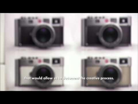 "Walter de´Silva talks about the LEICA M9 ""TITANIUM"" - English subtitles"