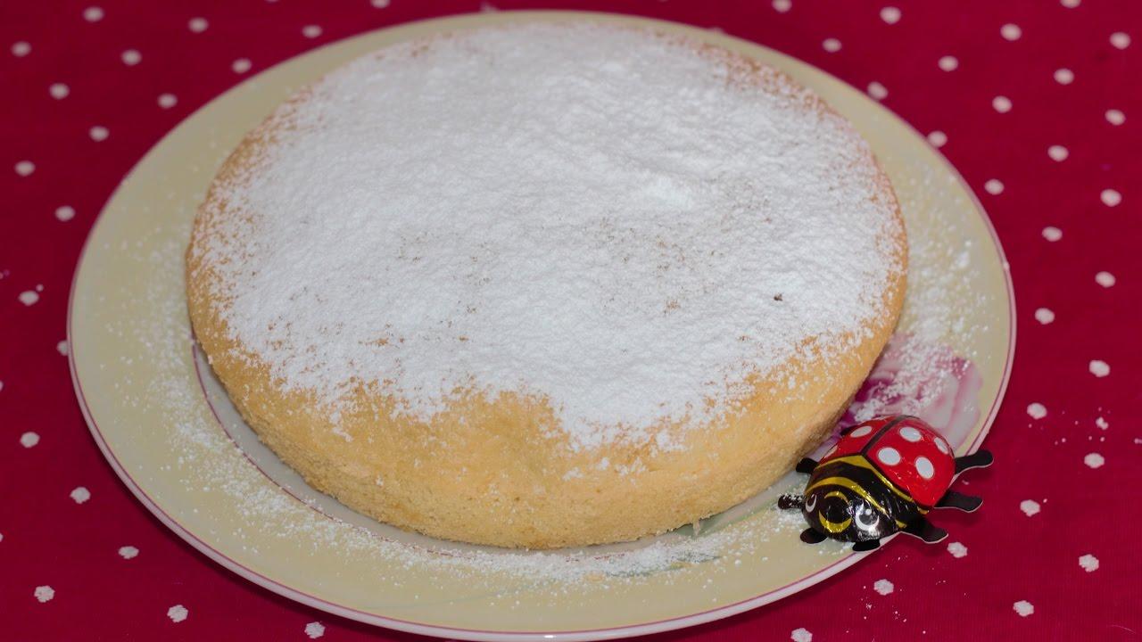 Wasserkuchen Ohne Ei Ohne Butter Vegan Lecker Italienisch