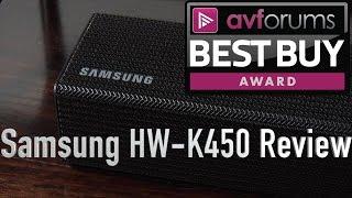 Samsung HW-K450 Soundbar Review