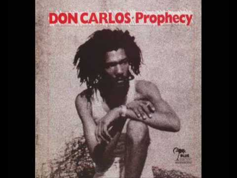 Don Carlos - Live In Harmony  1981