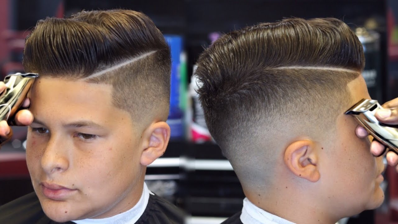 s fade haircuts pictures length haircut tutorial on how to do a contour fade 1087