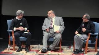 Harry Brod, Michael Kaufman and Michael Kimmel Dialogue on Masculinities at St. Norbert College
