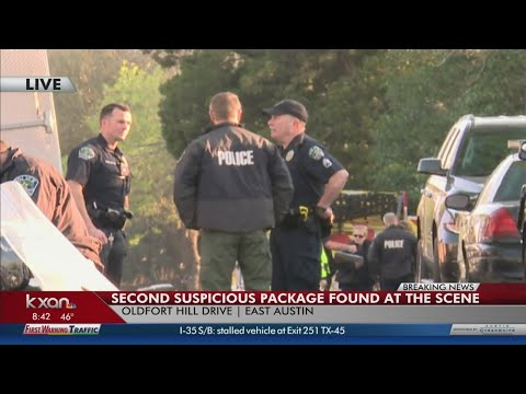Deadly package explosion in east Austin