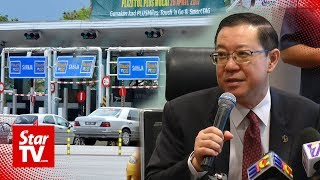 Guan Eng: Wait for announcement on highway tolls