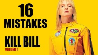 Biggest KILL BILL VOL. 1 Mistakes and Fails You Didn