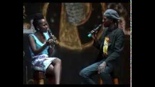 Repeat youtube video Comedianne Anne Kansiime attempt to be a rastafarian & not sure about her virginity