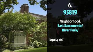 These the 6 most 'equity rich' neighborhoods in the Sacramento region