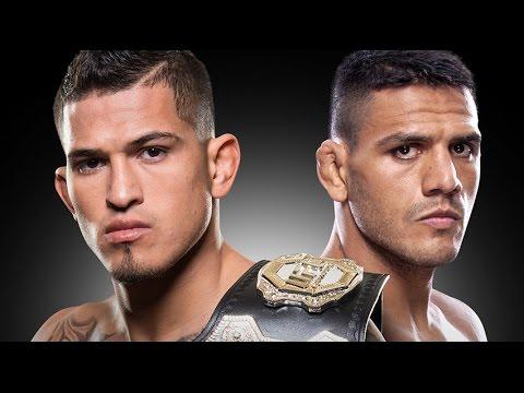 UFC 185 - Pettis vs. Dos Anjos promo