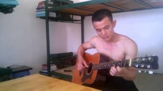Nỗi Đau Xót Xa guitar cover BĐội