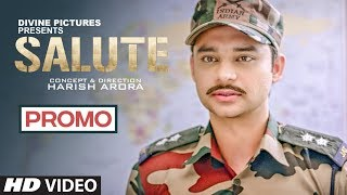 SALUTE (Promo) Nav Bajwa, Jaspinder Cheema, Sumitra Pednekar | Punjabi Movies 2018