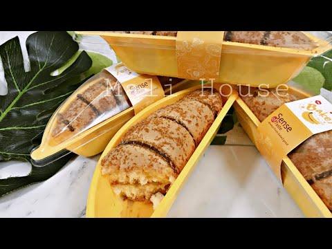 SHANGHAI BANANA CAKE   BÁNH CHUỐI THƯỢNG HẢI   Mali House❤️