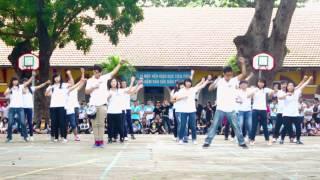 Flashmob 11D2 - Vũ Điệu Hoang Dã