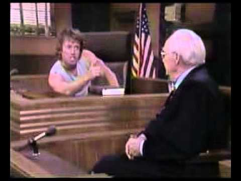 The Judge TV   An Explosive Situation Man brings a bomb and holds the court hostage.