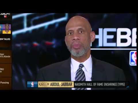 Kareem Abdul-Jabbar - ''Last Career Points'' (1989 NBA ...