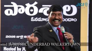 Leadership Qualities by Gampa Nageshwer Rao at  Patashala