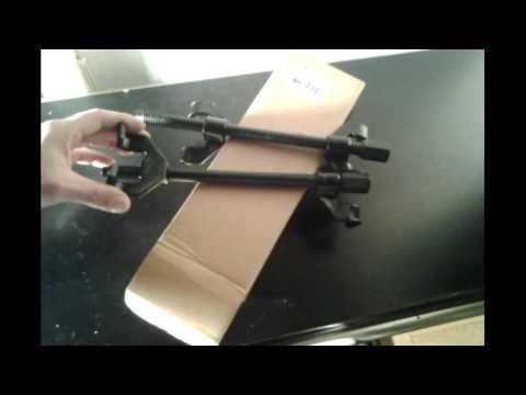 federspanner f r fahrwerk werkzeugvorstellung youtube. Black Bedroom Furniture Sets. Home Design Ideas