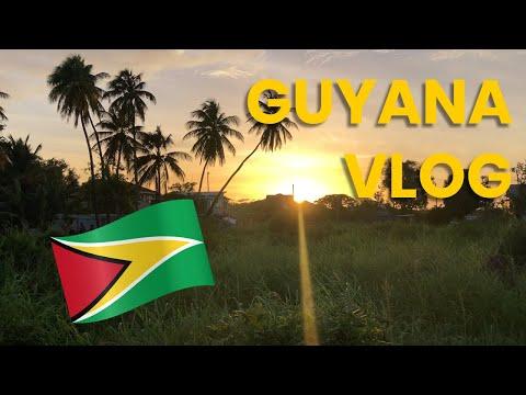 Guyana Vlog