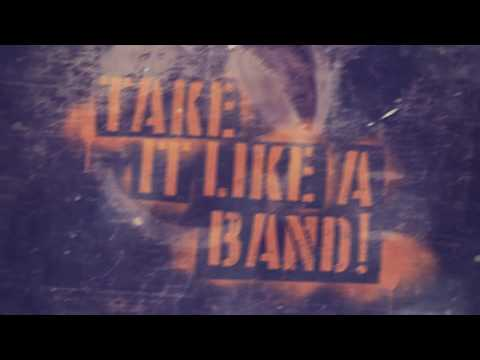 GIRLSCHOOL - Take It Like A Band (Official Lyric Video)