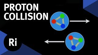 What Happens Inside a Proton Collision? - with James Beacham