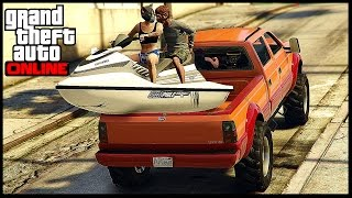 GTA 5: EPiC FAILS & STUNTS #16 (GTA 5 Funny Moments Compilation)