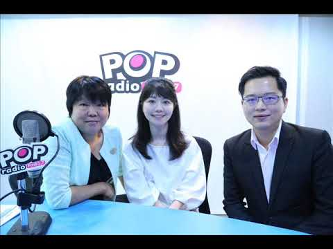 2018 05 24《POP搶先爆》黃光芹 專訪 台北市議員 王威中、高嘉瑜