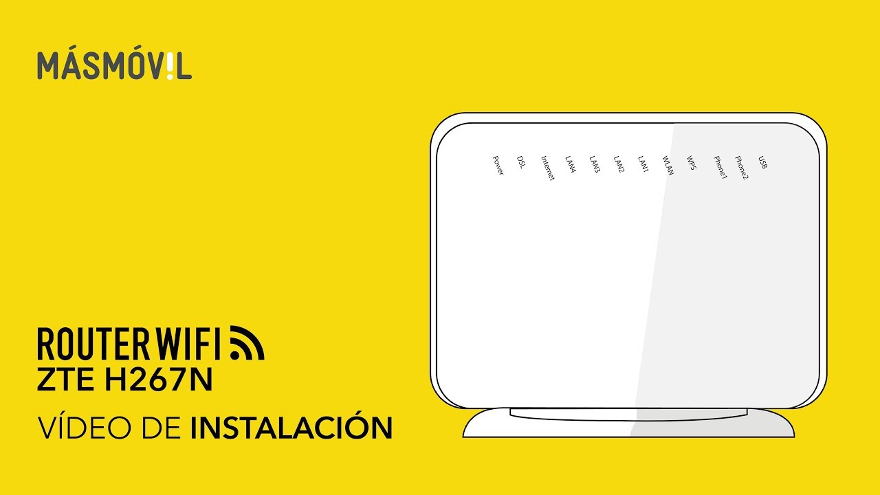 Cómo configuro el router?
